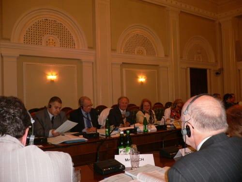 Monitoring-Sitzung des Europarates in Kiew