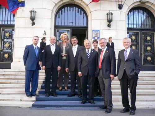 Delegationsreise nach Rumänien