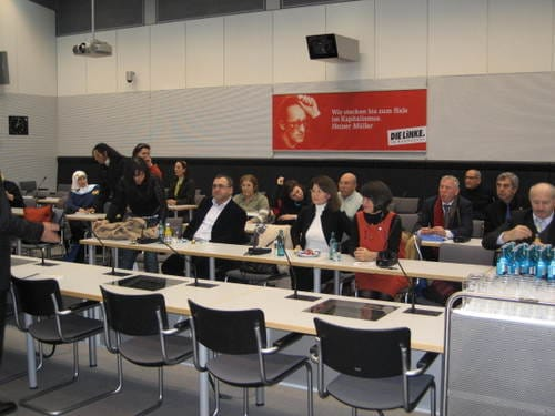 Besuch des Deutschen Bundestag