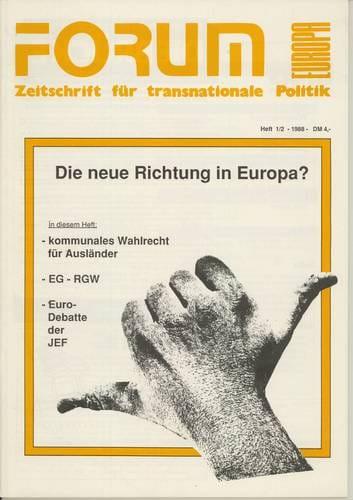 Ein Gebot der Demokratie. Kommunales Wahlrecht für Ausländer