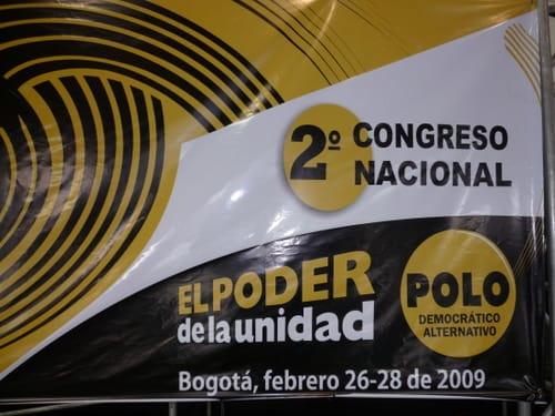 Reise nach Kolumbien