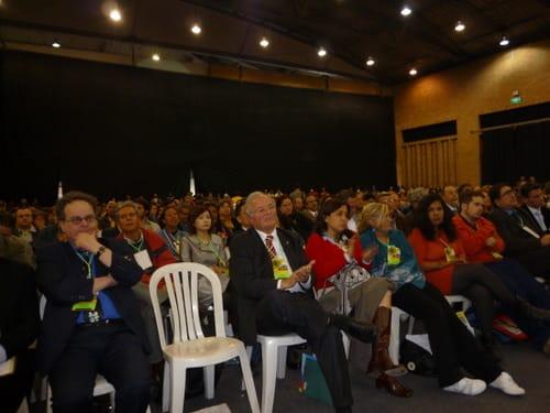 Parteitag der POLO in Bogotá