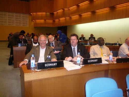 120. Jahrestagung der Interparlamentarischen Union (IPU) in Addis Abbeba, Äthiopien