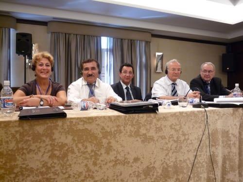 Teilnahme an einer Konferenz in Baku/ Azarbaidjan