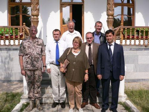 Delegationsreise nach Usbekistan