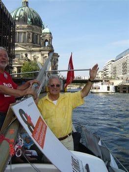 Wahlkampf für die Berliner Senatswahlen
