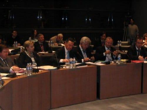 EU-Ausschuss in Paris