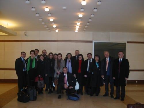 Einladung aller türkischstämmigen Abgeordneten der Europäischen Union nach Ankara