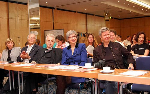 Konstituierungsparteitag von DIE LINKE in Berlin