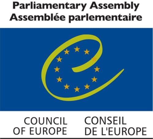 Die Parlamentarische Versammlung des Europarats in Straßburg