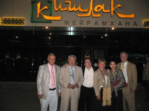 Wahlbeobachtungsmission Kazachstan