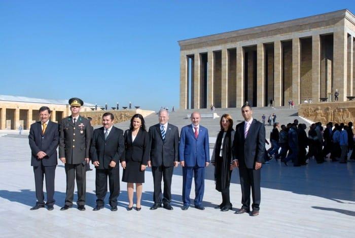 Besuch in Ankara