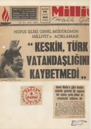 Verlust meiner türkischen Staatsbürgerschaft